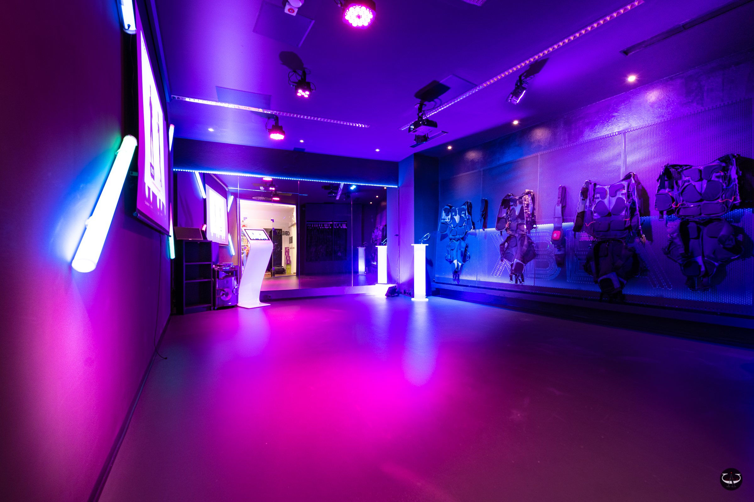 Das XBEAT Studio Innsbruck Zentrum